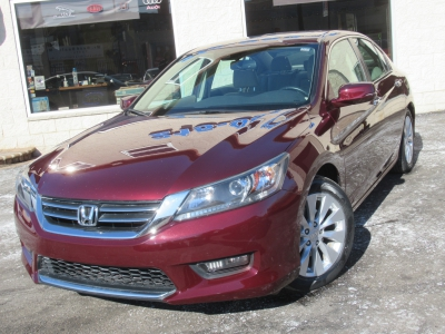 Used 2015 Honda Accord EX-L for sale in Philadelphia PA