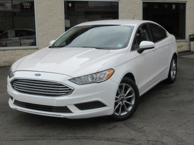Used 2017 Ford Fusion SE for sale in Philadelphia PA