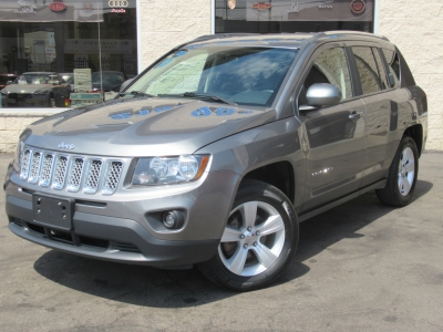 Used 2014 Jeep Compass Latitude 4X4 for sale in Philadelphia PA