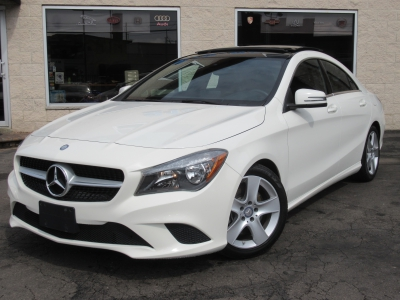 Used 2016 Mercedes-Benz CLA-Class CLA250 4MATIC for sale in Philadelphia PA