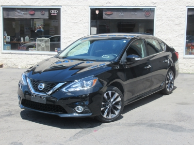 Used 2016 Nissan Sentra SR for sale in Philadelphia PA