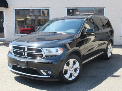 Used 2015 Dodge Durango Limited AWD for sale in Philadelphia PA