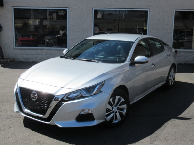 Used 2019 Nissan Altima 2.5 SV for sale in Philadelphia PA