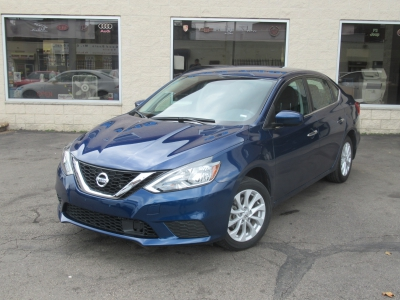 Used 2018 Nissan Sentra SV for sale in Philadelphia PA
